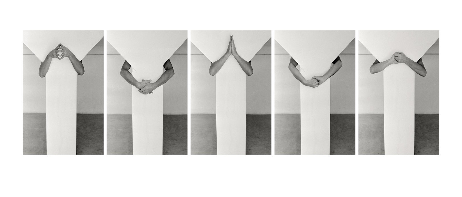 Signs (body work), 1974